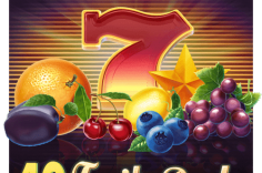 Play Máquina caça-níqueis 40 carretéis frutados – 7Mojos