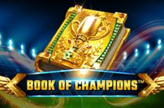 Play Slot machine Book of Champions